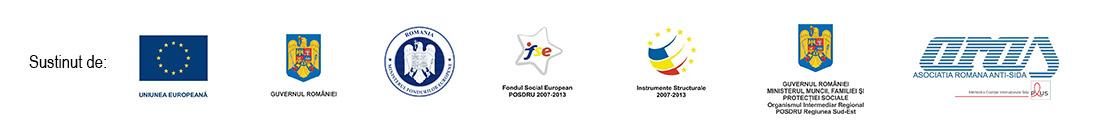 Logourile programului de finantare al firmei de curatenie Piontani Services